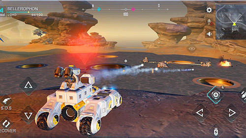 Rover rage pour Android