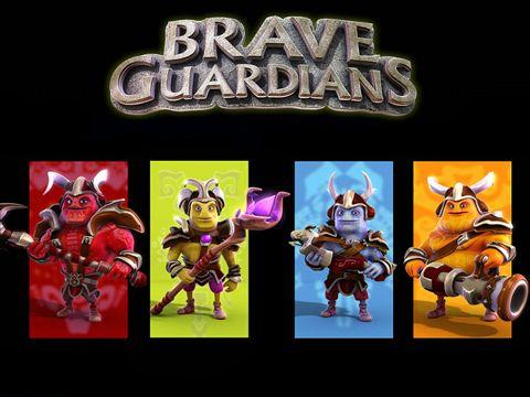 логотип Храбрые стражи