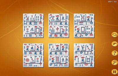 Mahjong Deluxe en español