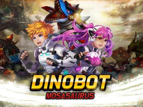 Dinobot: Mosasaurus icon