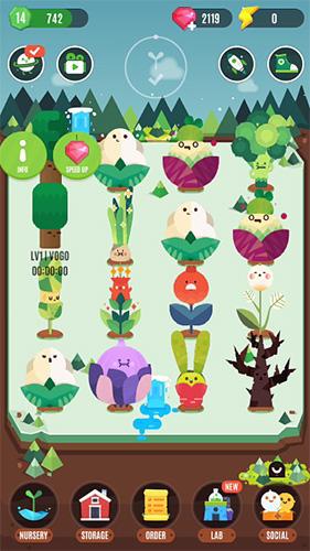 Pocket plants auf Deutsch