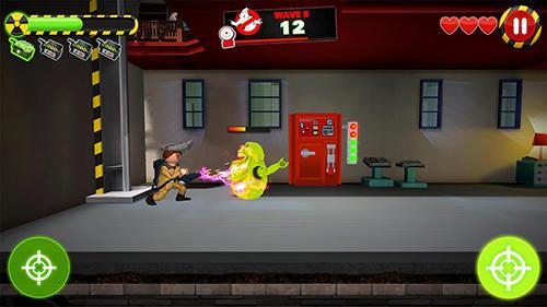 Arcade-Spiele: Lade Playmobil Ghostbusters auf dein Handy herunter