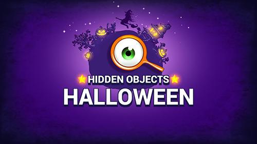 Halloween: Hidden objects Screenshot