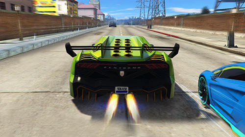 City racing adventure 3D für Android