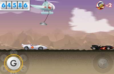 Racing games: download Speed Racer: The Beginning на iPhone