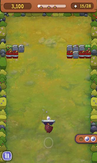 Brick breaker hero Screenshot