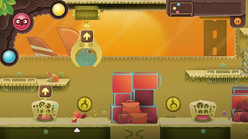 Arcade-Spiele Mini Ini Mo: Puzzle adventure für das Smartphone