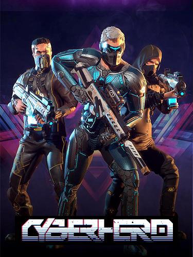 Cyberhero: Multiplayer turn-based cyberpunk RPG скріншот 1