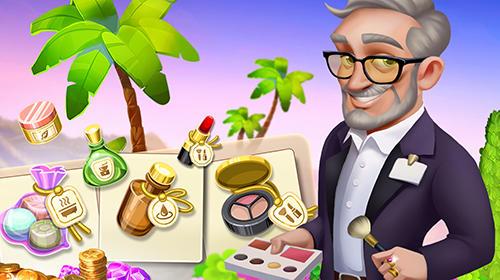 Arcade-Spiele My beauty spa: Stars and stories für das Smartphone