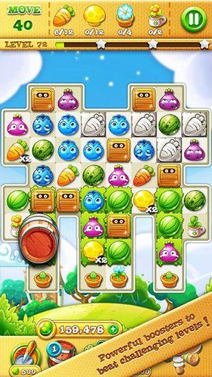 Arcade-Spiele Garden mania 2 für das Smartphone