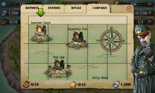 Battle islands für Android