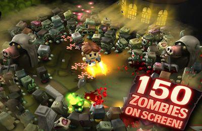Minigore 2: les Zombies pour iPhone gratuitement