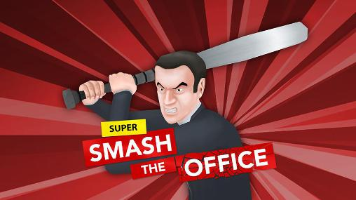 Super smash the office Symbol