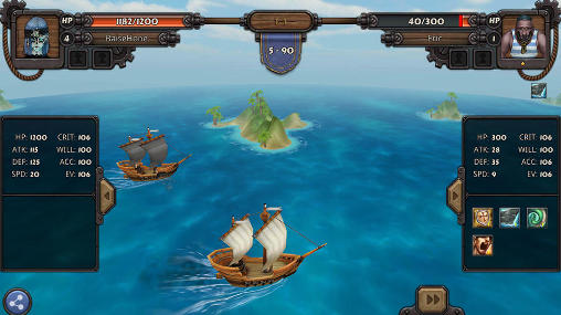 Rage of the seven seas pour Android