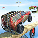 Stunt car icono