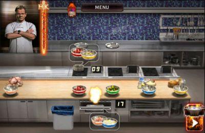 La cocina del infierno para iPhone gratis