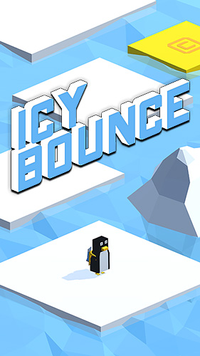 Icy bounce Screenshot