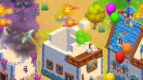 Decurse: A new magic farming game Screenshot