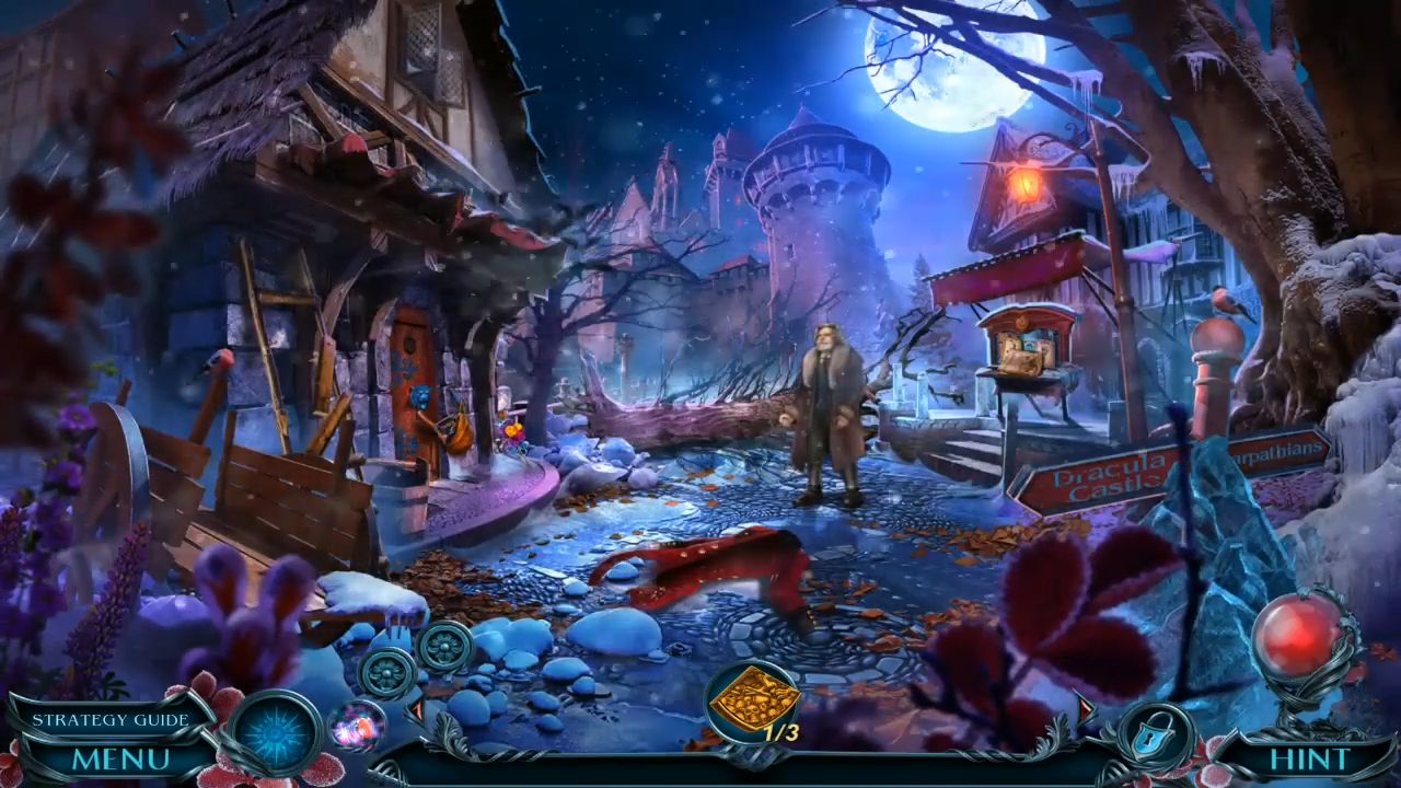 Hidden Objects - Dark Romance: Vampire Origins for Android