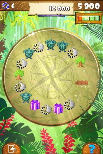 Zafarí circular