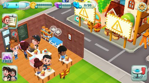 Bakery story 2 für Android