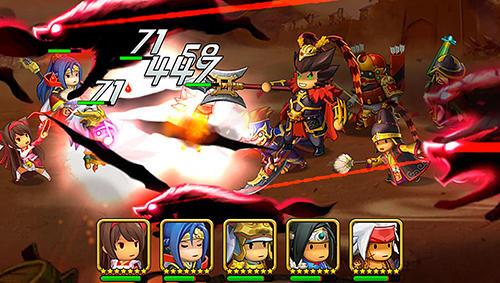 Kingdom story: Brave legion für Android