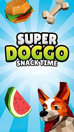 logo Súper perro: Tiempo de comer