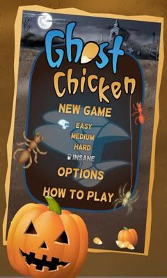 Ghost Chicken icono