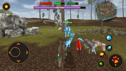 Clan of puma для Android