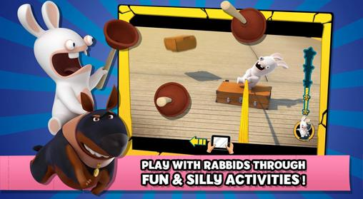 Rabbids: Appisodes para Android
