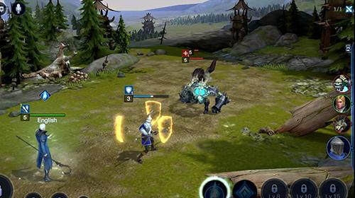 Online RPGs Demon slayer 2: Mobile auf Deutsch