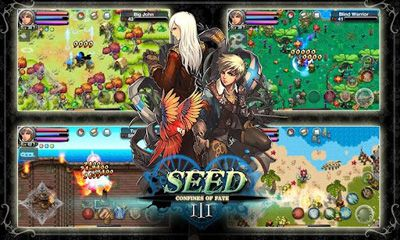 Arcade Seed 3 for smartphone