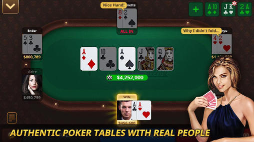 Golden sand casino: Poker для Android