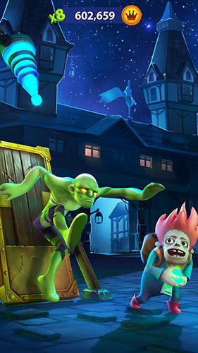 Spirit run 2: Temple zombie auf Deutsch