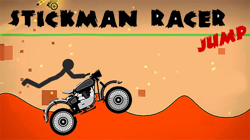 Stickman racer jump Screenshot