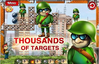 Arcade-Spiele: Lade Kugelsicherer Killer auf dein Handy herunter