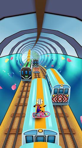 Тунельні серфери: Світове турне Майамі для Android