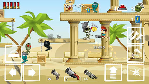 The last of worms Screenshot