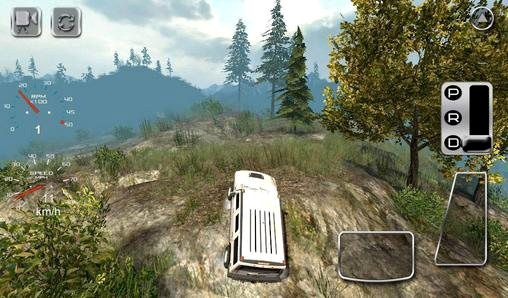 Симуляторы: 4x4 Off-road rally 2 на телефон iOS