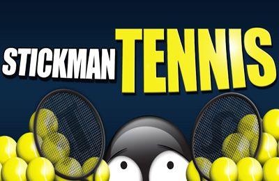 logo Strichmännchen-Tennis