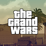 logo The grand wars: San Andreas