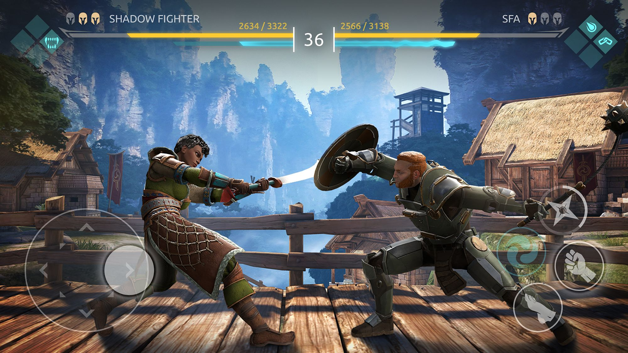 Android用 Shadow Fight Arena