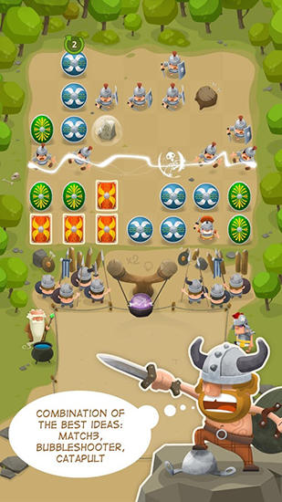 Gallia: Rise of clans for Android
