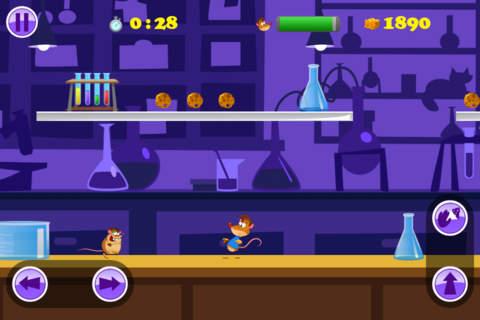 Лабораторные мыши для iPhone бесплатно