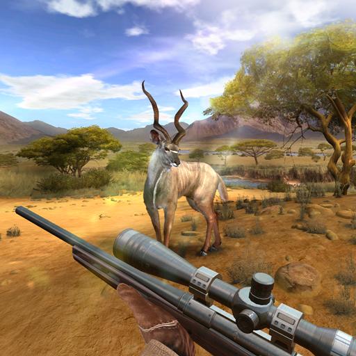 Hunting Clash: Hunter Games - Shooting Simulator icône