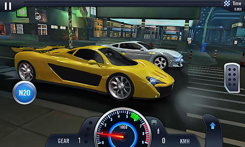 Furious car racing für Android