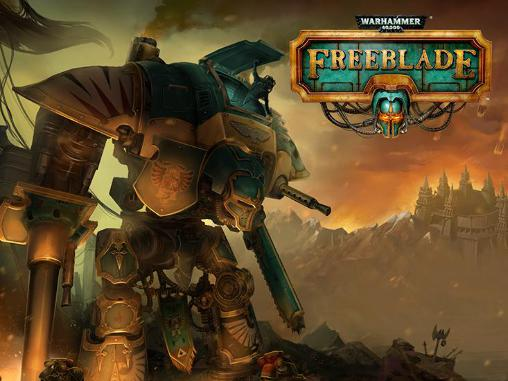 Warhammer 40000: Freeblade screenshot 1