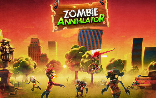 Zombie annihilator screenshot 1