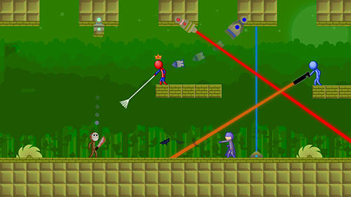 Stick man game for Android