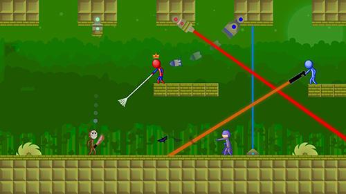 Stick man game para Android